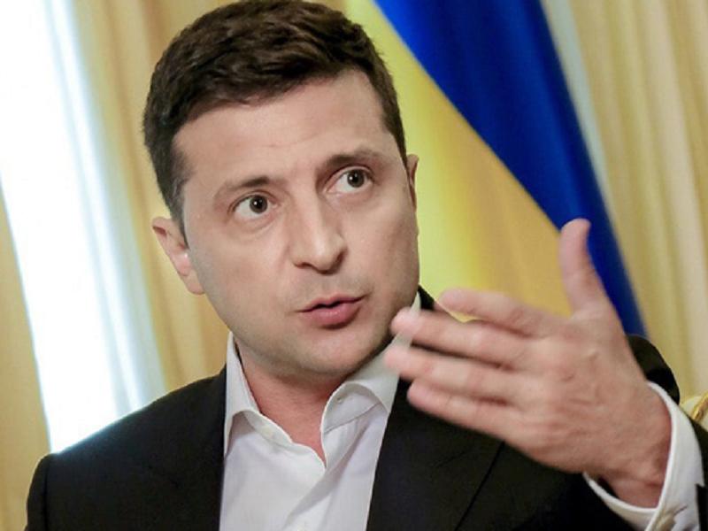Новый планЗеленского по освобождению Донбасса.