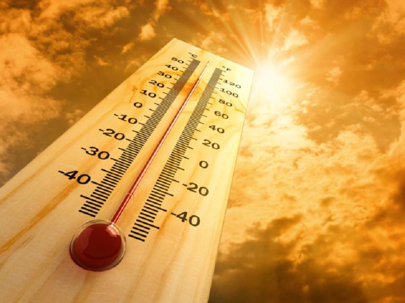 Украину накроет аномальная жара.