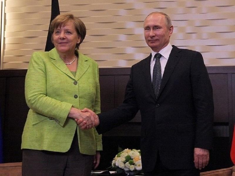 Визит Меркель в Украину ничего нового не сулит.