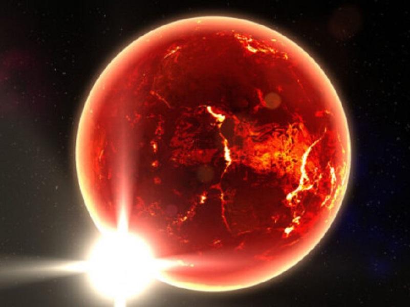Названа дата гибели Земли и всего живого на ней.