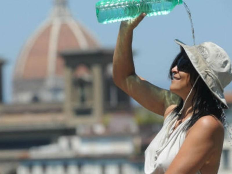 Жара в Италии