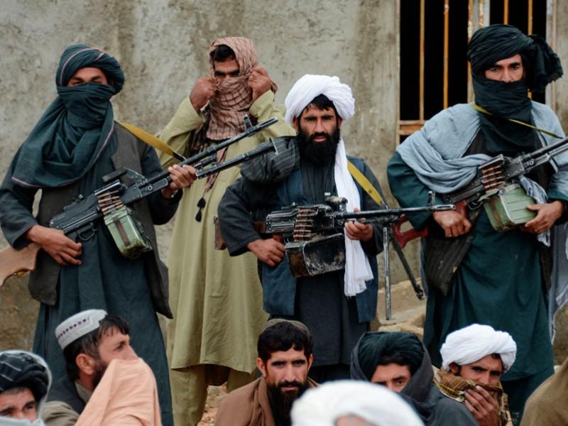 """Боевики """"Талибан"""""""