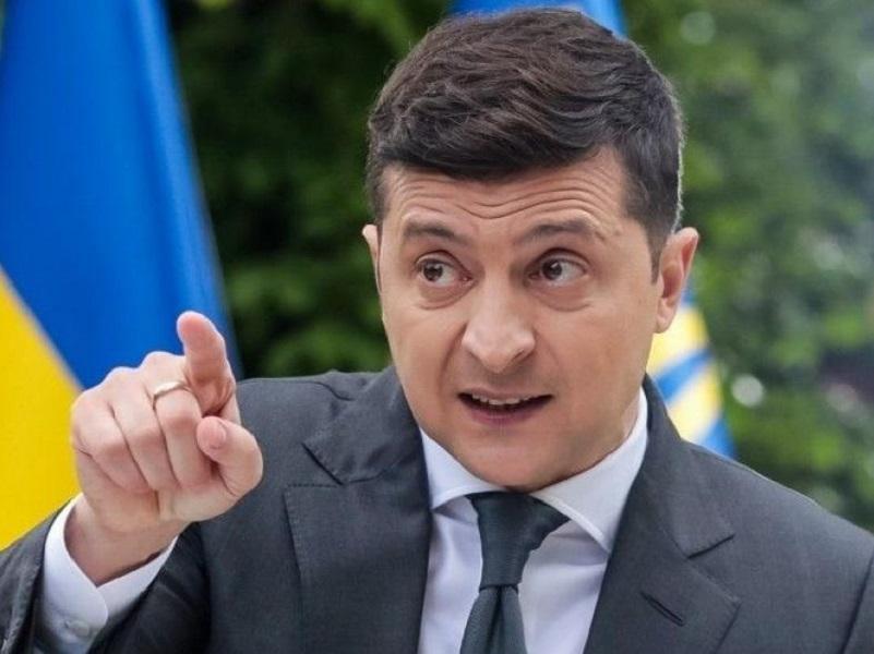 Владимира Зеленского пригласили в Крым.
