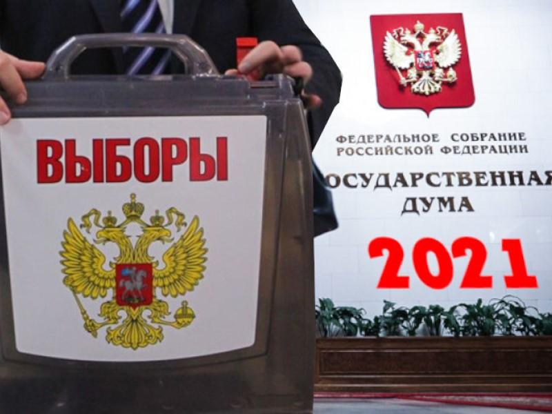 Выборы в Госдуму РФ