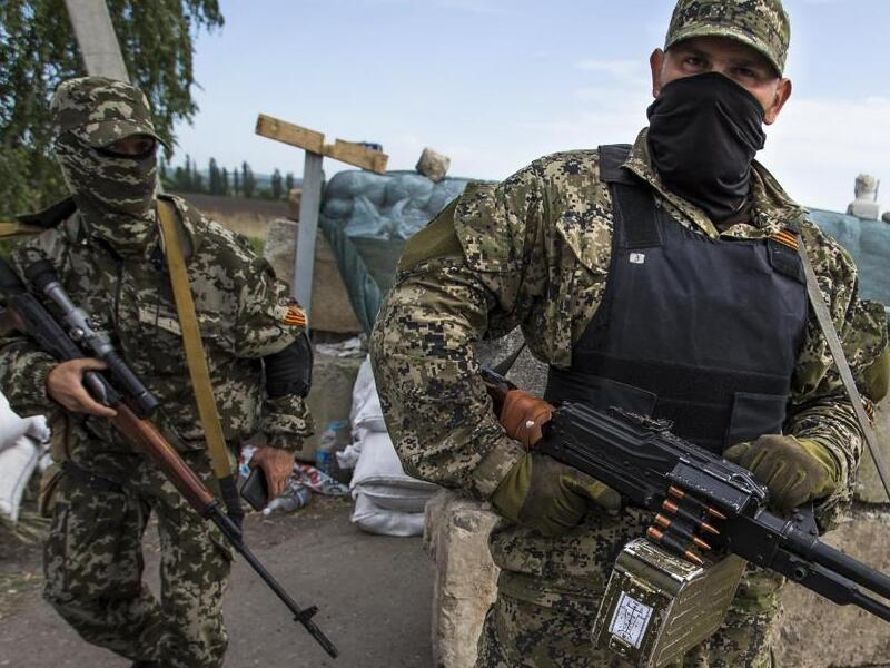 Наемники России на Донбассе