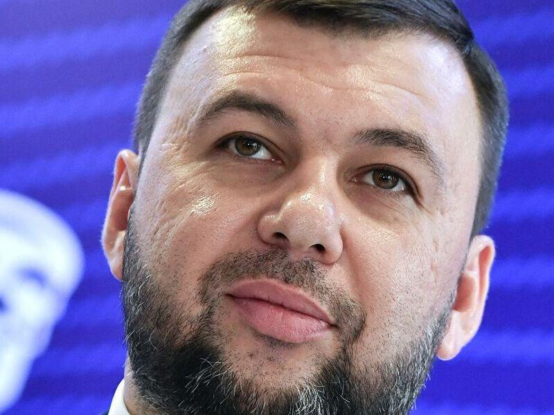 Пушилин заявил о единстве между Россией и оккупированным Донбассом