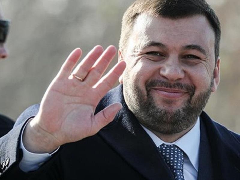 """Пушилин считает, что Донбасс был """"освобожден"""" от Украины"""