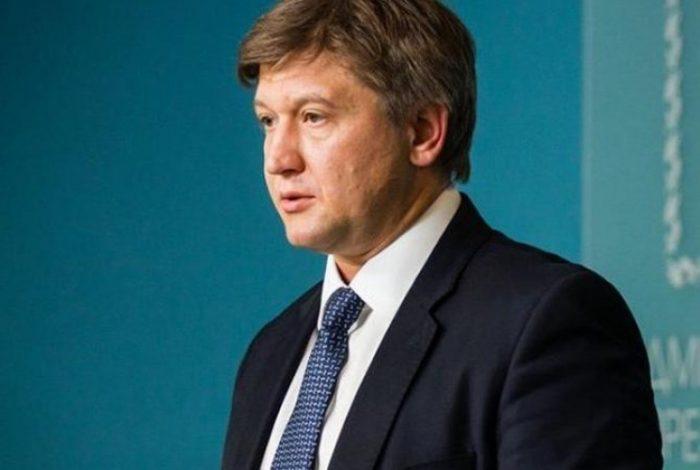Александр Данилюк