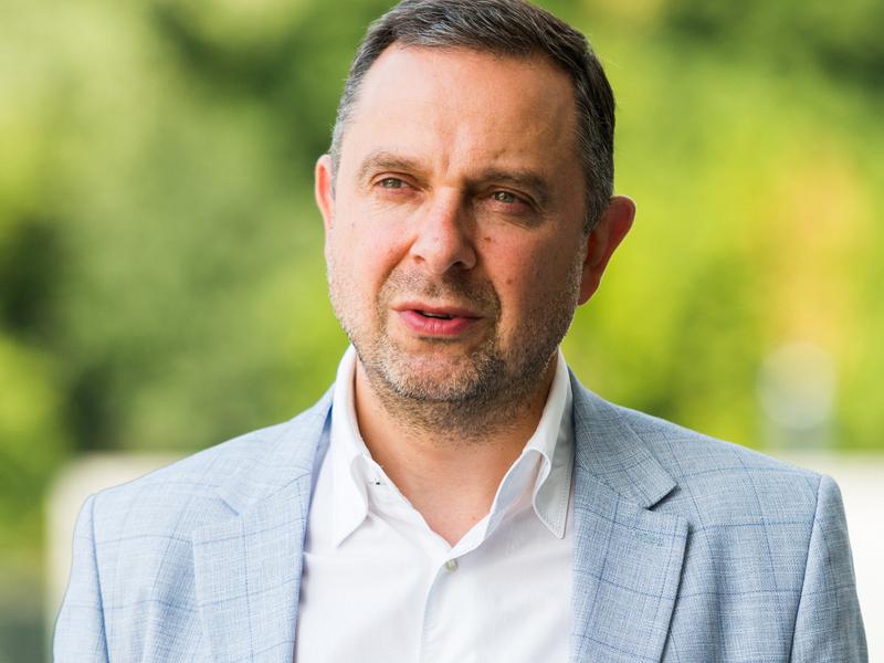 Министр спорта Украины