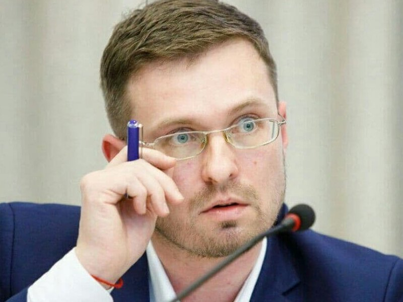Игорь Кузин. Главный санитарный врач Украины
