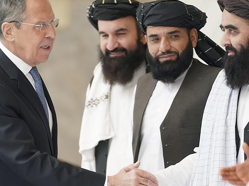Талибы могут пойти на Россию