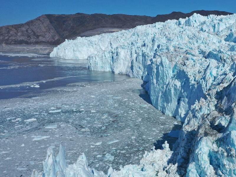 Ледники Сибирии