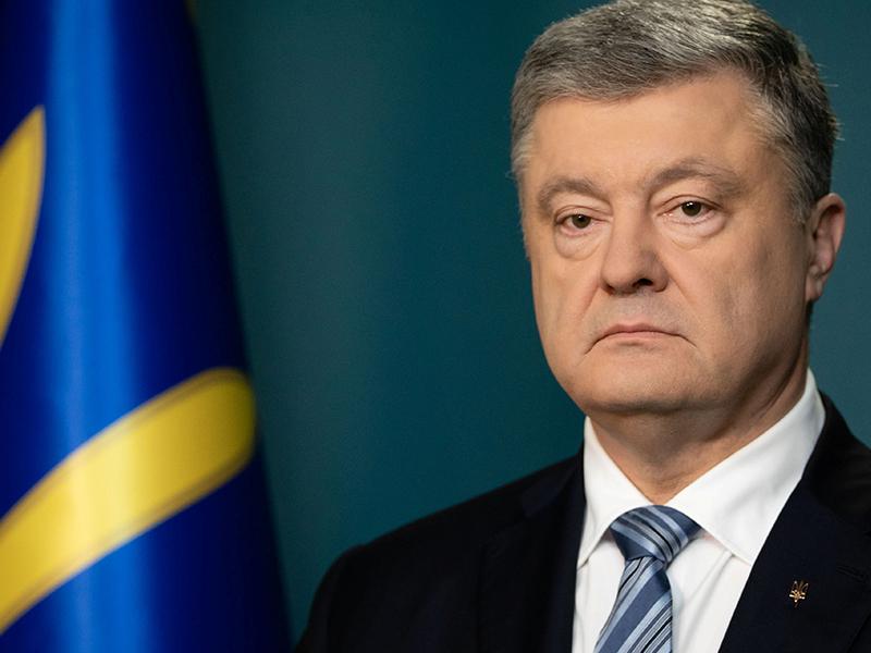Петр Порошенко обратился к украинцам