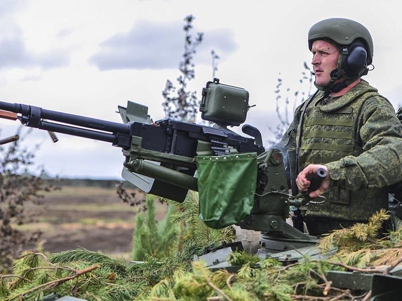 Стрельба у границы с Беларусью