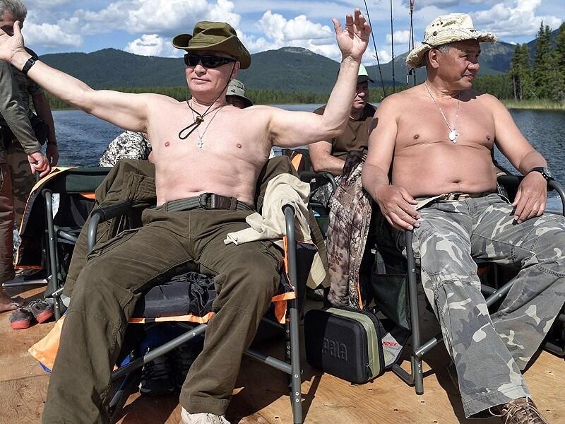 Шойгу рассказал о взаимопонимании с Путиным.