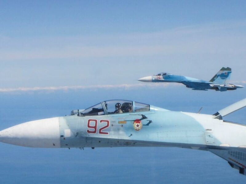 Истребители ВВС Великобритании перехватили самолет РФ