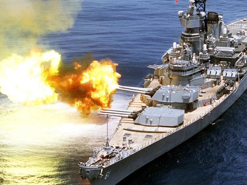 НАТО может открыть огонь по флоту России
