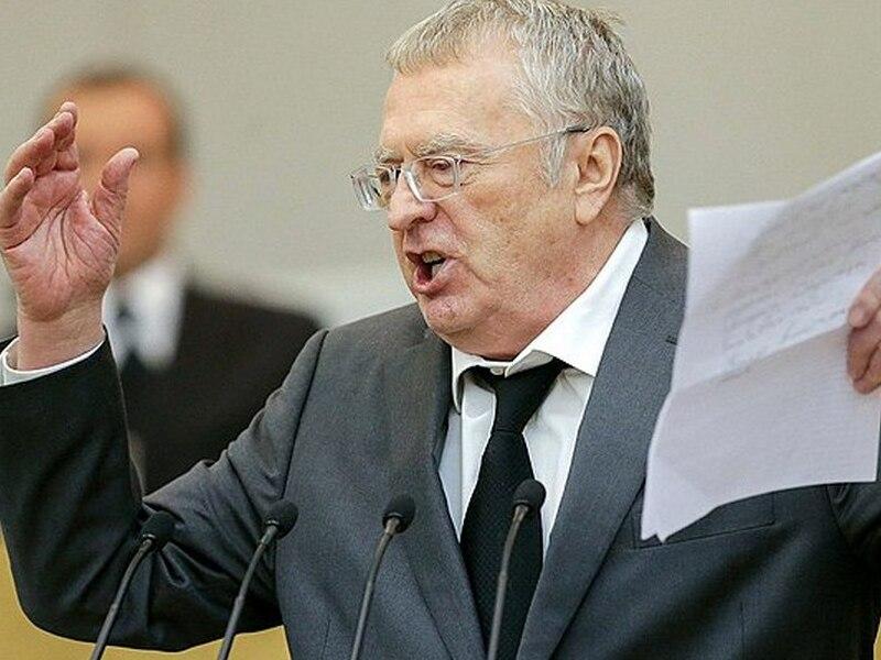 Жириновский предложил разделить Украину на 2 части