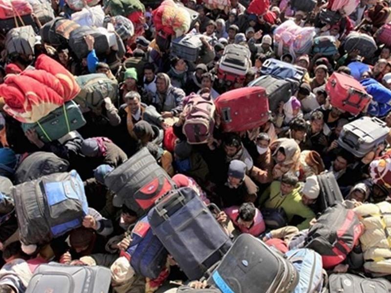Беженцы в ЕС