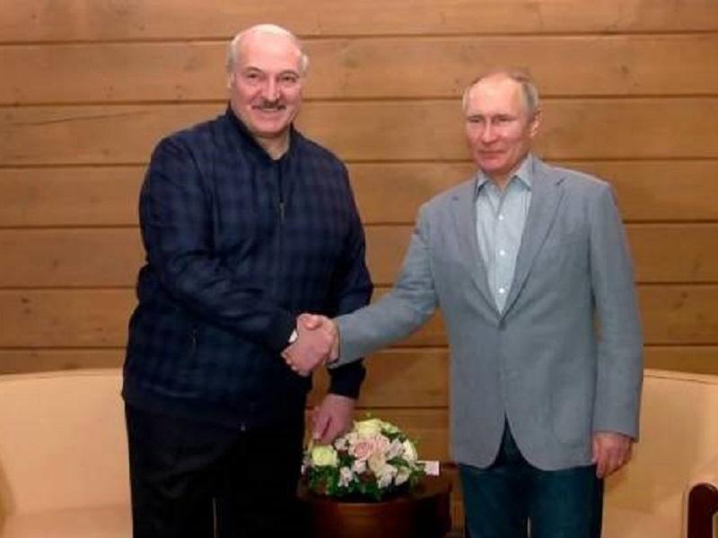 Путин наградил Лукашенко обидным прозвищем.