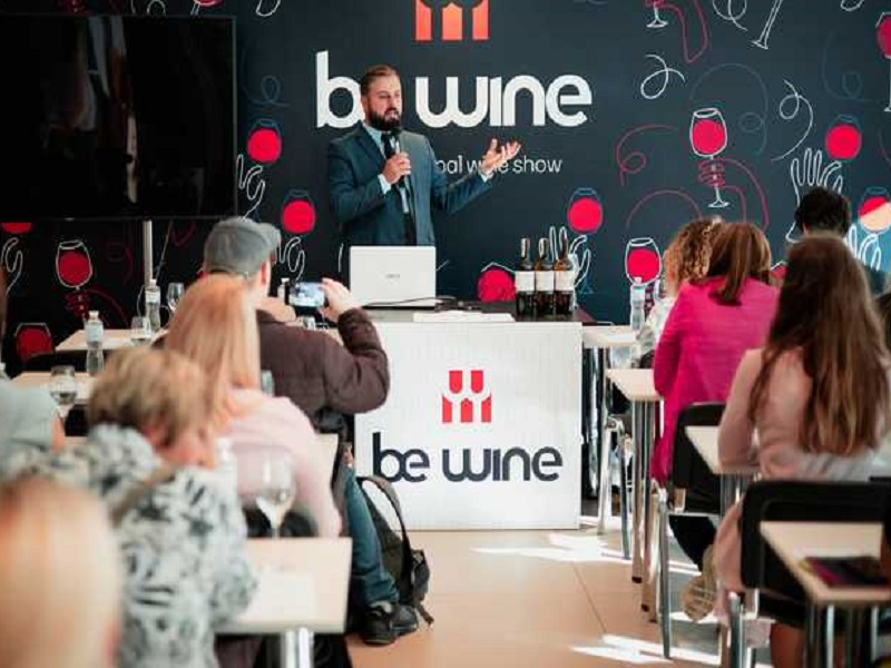 В Киеве прошел международный фестиваль вина.