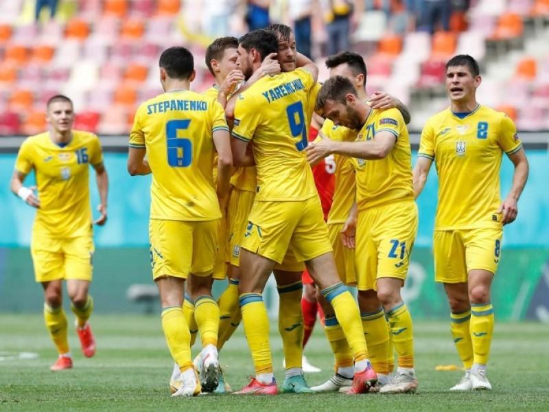 Националья сборная Украины по футболу
