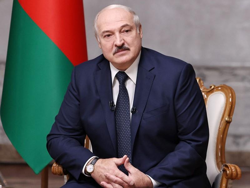 Нелегитимный президент Беларуси