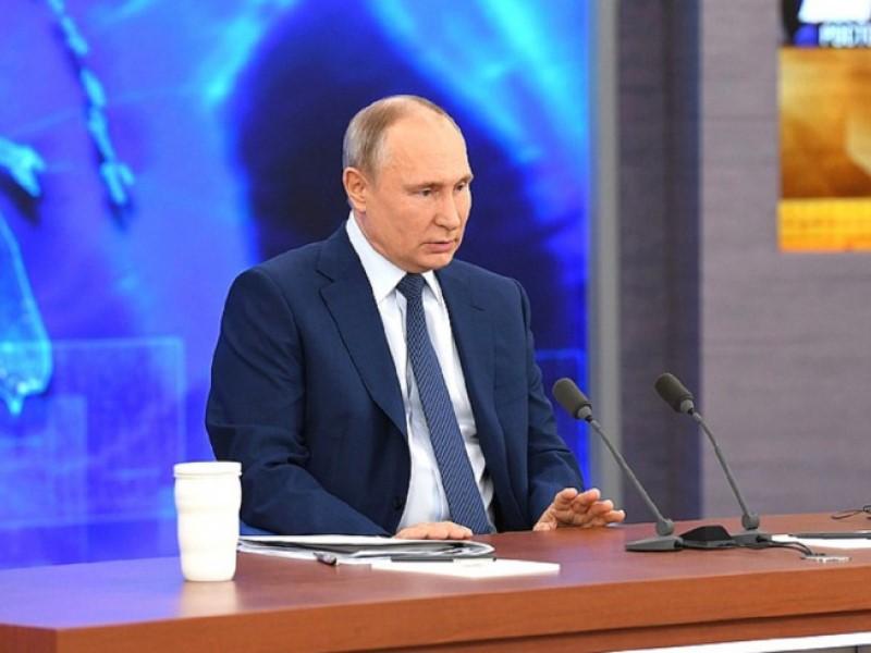 Российский президент