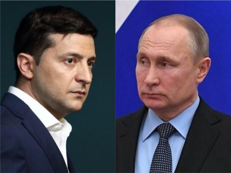 Президент Украины и РФ