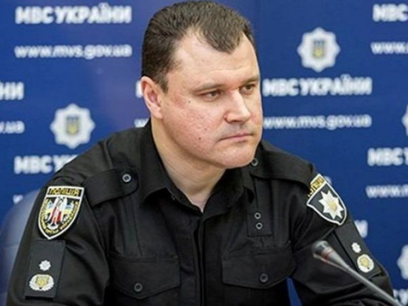 Глава Нацполиции Украины