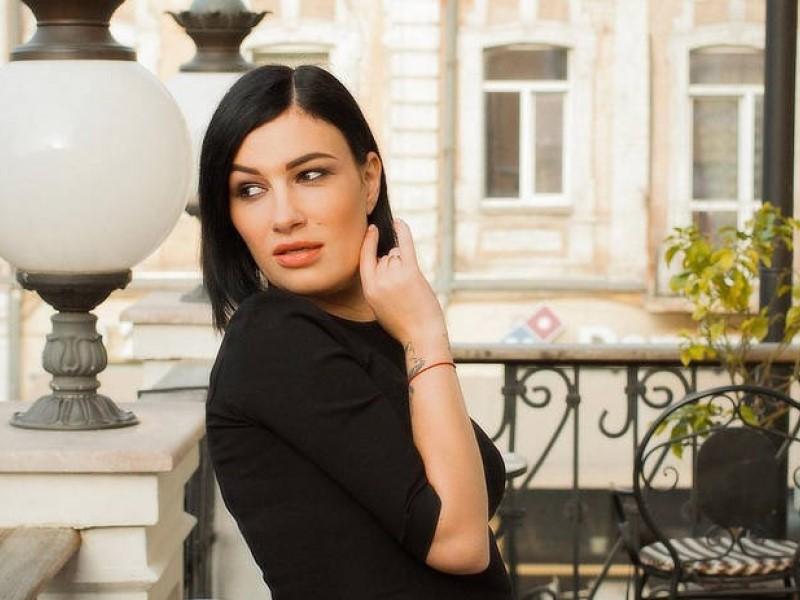 Украинская певица