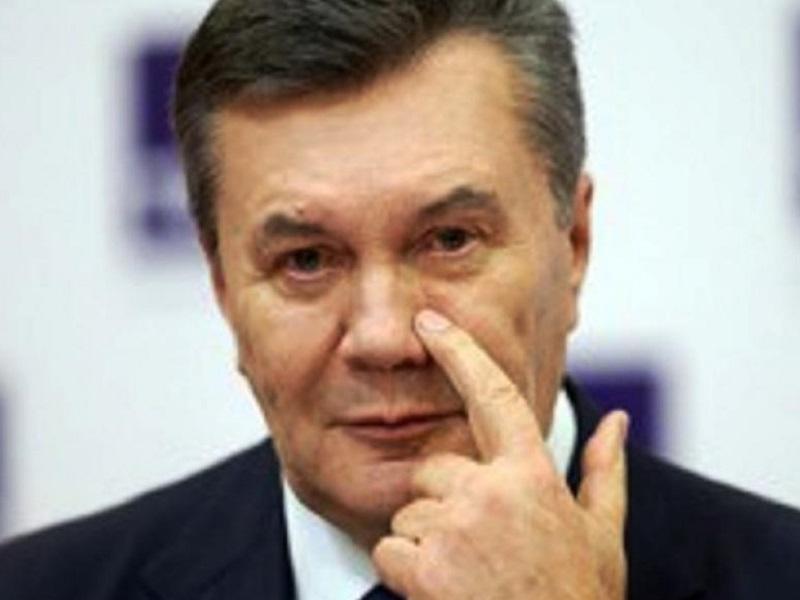 Паблики ОРДО сообщили о приезде Януковича в «ДНР».