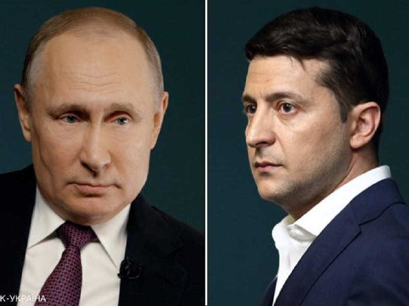 Почему Путин избегает встречи с Зеленским.