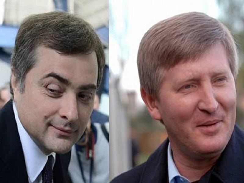 Сурков в свое время помог Ахметову сохранить его активы на Донбассе.
