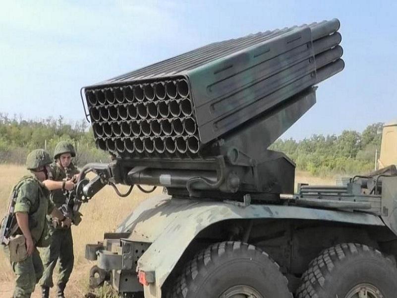 В ОРДО в срочном порядке готовят системы залпового огня «Град» для нанесения ударов по позициям ВСУ,