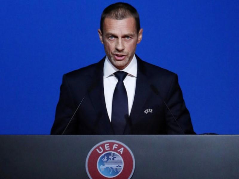 Президент УЕФА