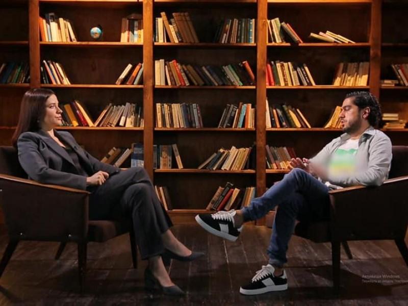 Интервью Гео Лероса