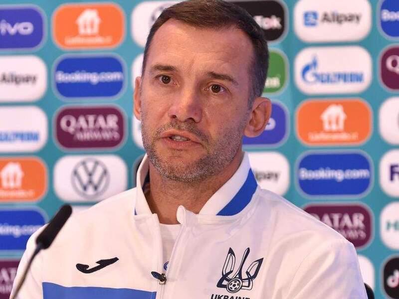Экс-тренер сборной Украины Андрей Шевченко