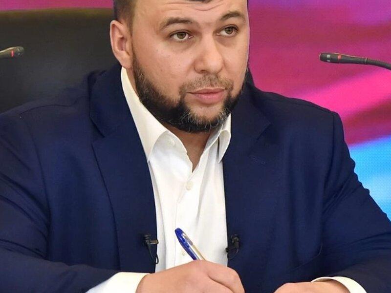 Денис Пушилиин - главарь ОРДО
