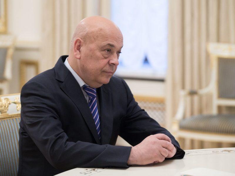 Экс-губернатор Луганской и Закарпатской областей