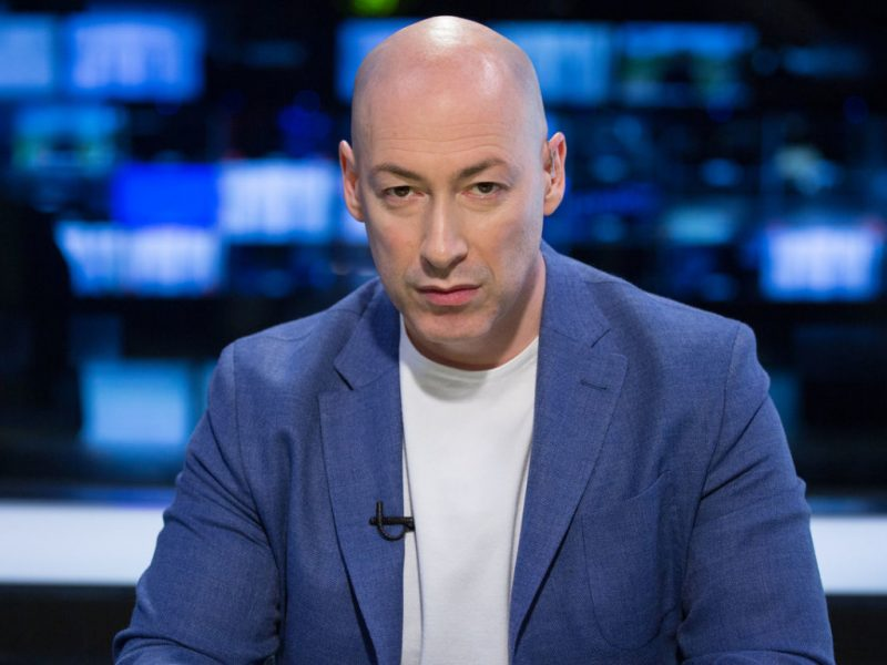 известный украинский журналист