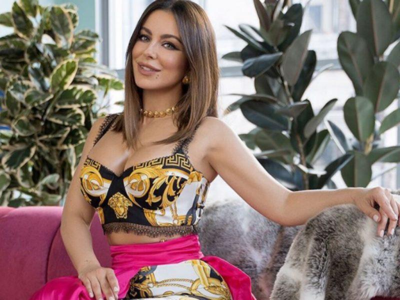 украинская певица, которая работает в РФ