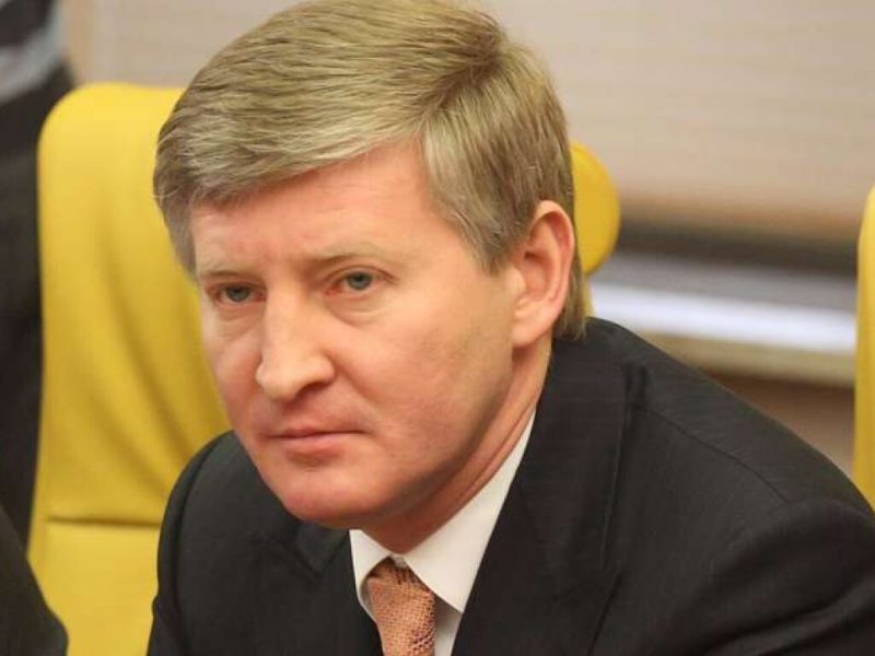 украинский олигарх