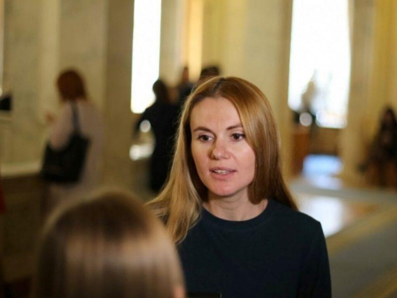 народная избранница Украины