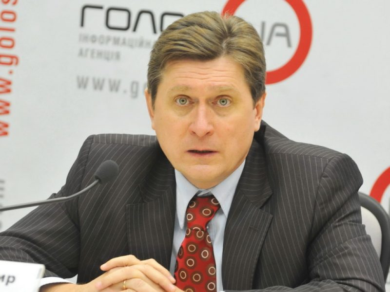 известный украинский политолог