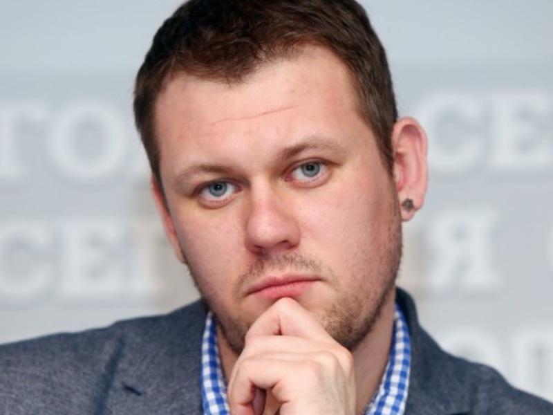 Украинский журрналист Денис Казанский