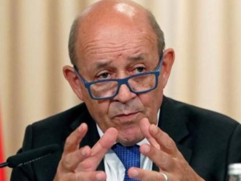 Глава МИД Франции Ле Дриан