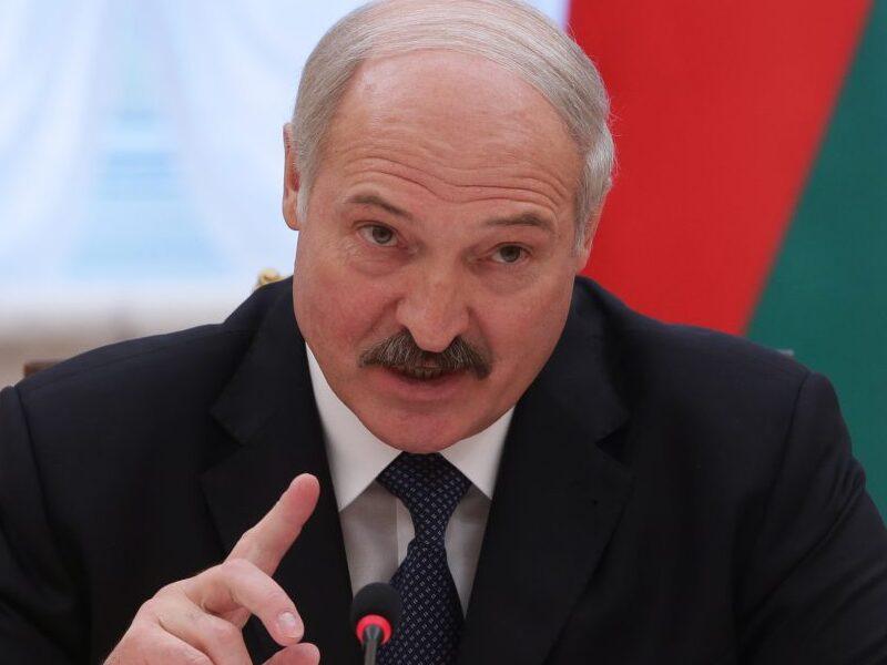"""""""Президент"""" Беларуси Лукашенко"""