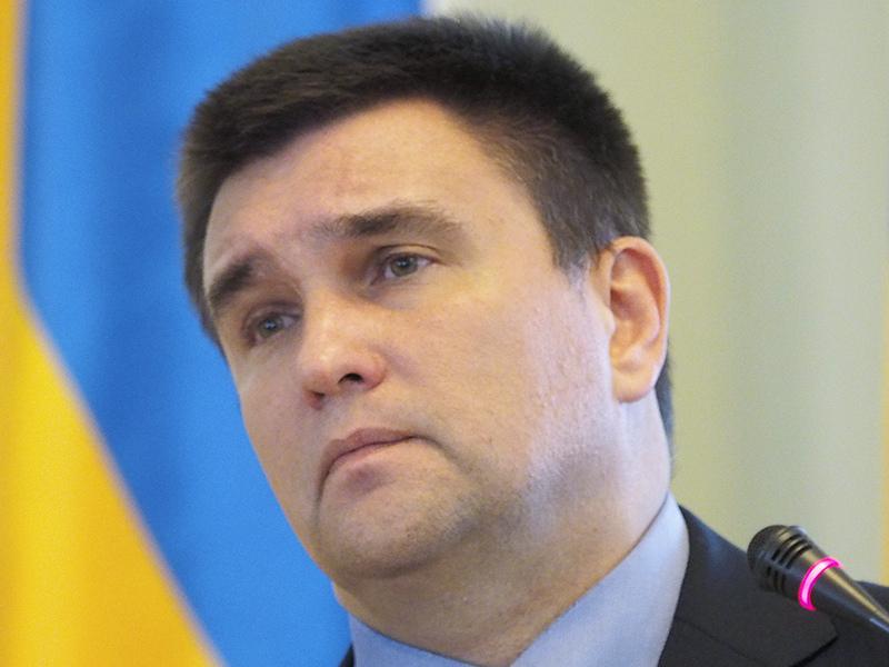 Экс-глава МИД Павел Климкин