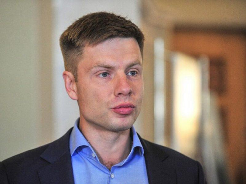 """народный депутат от """"Европейской Солидарности"""""""